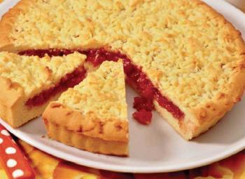 рецепт быстрого пирога с вареньем
