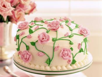 Сметанный торт, рецепт с фото