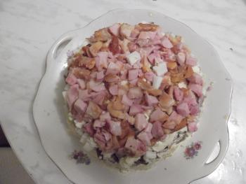 Рецепты на скорую руку салатов.