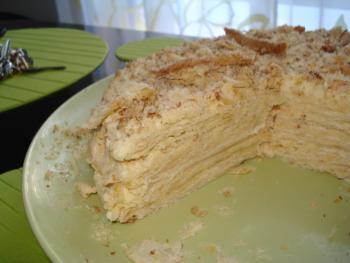 нежный торт рецепт