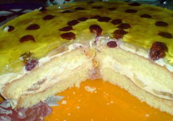 Теме легкие торты в домашних условиях