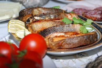 Парочка вкусных и полезных рыбных рецептов.