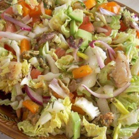 правильное и вкусное питание салаты рецепты