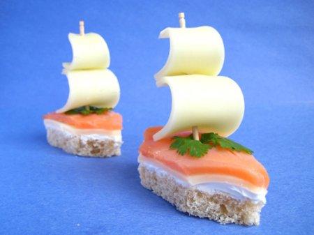 Бутерброды из хлеба рецепты простые и вкусные 99